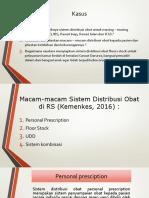 Sistem Distribusi Obat di RS