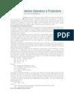 Apalancamientos Operativo y Financiero