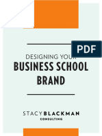 Designing Your Business School Brand