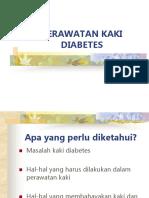 Perawatan Kaki Diabetes