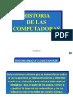 Historia Computadoras PPT