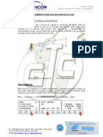 Estacion Total GTS-240NW_Reseccion