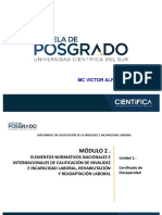 Presentación Clase - Dr. Victor Álfaro