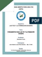 Juan H. Pérez R. - Tarea 1 de La Unidad 3