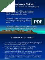 Antropologi Hukum 2