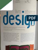 LivroObjeto Revista ABC Design