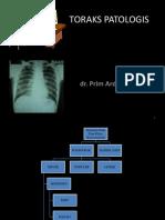 Pp Bimbingan Koas Toraks Patologis Dr. Prim