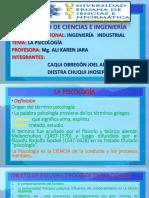 Psicologia Presentación1