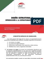 1.1- Introducción a La Estructuración Sísmica