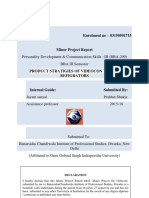Minor Project 03150