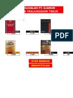 Aplikasi Penjualan Pt. Djarum 2
