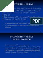 5.BULETINE HEMOSTAZA.ppt