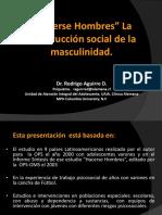 Masculinidad Dr Aguirre