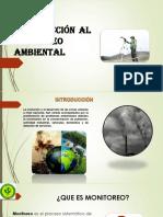 Módulo N° 04 - Introducción al monitoreo ambiental