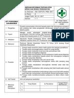 076 SOP Penyampaian Informasi Tentang Efek Samping Dan Resiko Pengobatan