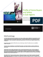 2017 Profile of Home Buyers and Sellers in Sub Regions