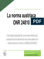 1-Norma Austriaca ONR24810 240115 Corta