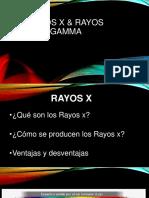 Material Rayos x y Gamma