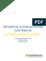 Acreditacion de Las Universidad Des Del Peru 2017