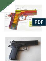 Pistola Star Partes