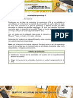 AA4 Evidencia Asignacion de Recursos