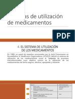 Sistemas de Utilizacion de Medicamentos