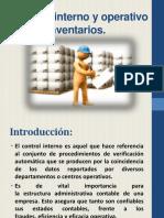 Control Inter. Y Ope. de Los Inventarios