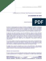 """Colaboración en la Revista """"Club Pescanova de Consumidores"""""""