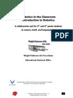 Robotics in the Classroom