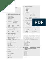 Asesoría de Álgebra