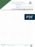 Plantilla Excel