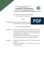 SK. Penetapan PJ & Pelaksana Tugas Di UPT PKM TB Fix
