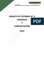 3-Ensayo Ex Cátedra N°4 Lenguaje 2016.pdf
