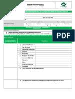 Evaluacion Diagnostica- Habilitacion a Docentes CONALEP