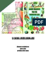 Agricultura Ecologica - Abonos Organicos para una producción sana.pdf