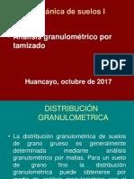 Clase Granulometria Por Tamizado