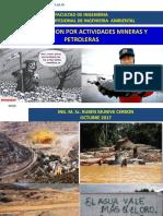 SESION 8 Contaminación Por Actividades Mineras y Petroleras