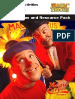 Magic Circus Teachers Pack