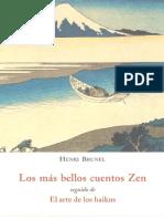 Brunel, Henry - Los Mas Bellos Cuentos de Zen - El Arte de Los Haikus - 115 Pag