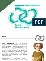 Presentacion Green Management