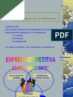 TEMA Desarrollo de Competencias
