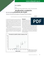 Los Procesos de Glicación y Oxidación en El Envejecimiento de La Piel