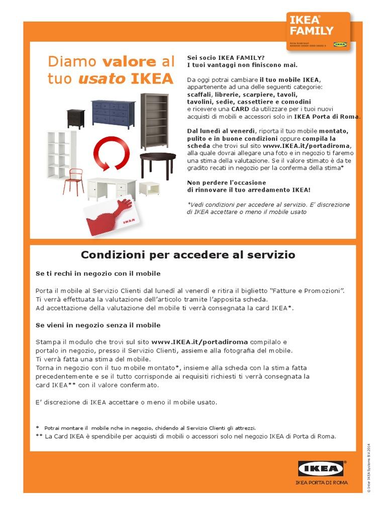 1214 Ikea Usato