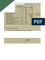 Methanol Injection Calculation