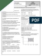 Previo Acumulativo Química Décimo Tercer Período