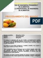 Proceso de Mango