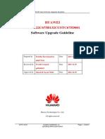 BLN-L22C675B132CUSTC675D001 Channel in Software UG 软件升级指导书