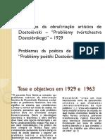 Cópia de Problemas da poética de Dostoiévski