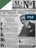 Maples Arce Actual n.1