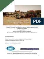 LE PROGRAMME « VILLES SANS BIDONVILLES » DANS L'AGGLOMERATION DE RABAT-SALE